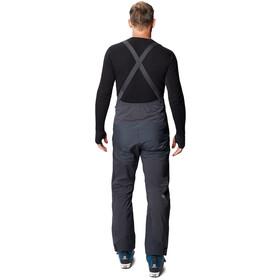 Mountain Hardwear High Exposure Gore-Tex C-Knit Bibs Men dark storm